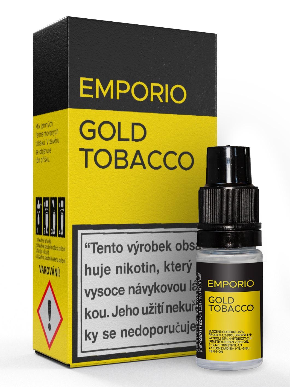 E-liquidy Emporio 10ml (PG50/VG50)