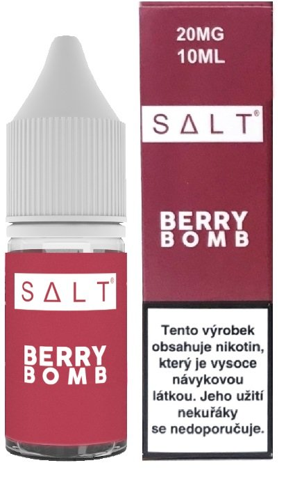 E-liquidy Juice Sauz SALT 10ml