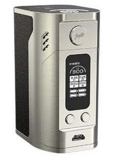 Wismec Reuleaux RX300 TC grip