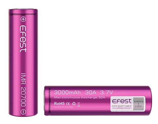 Bateriové články typ 20700