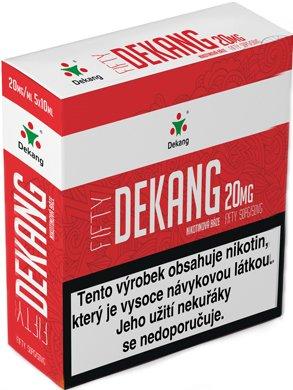 Báze Dekang 5x10ml