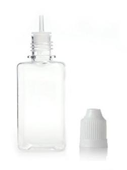 Plnící lahvičky tvrdé