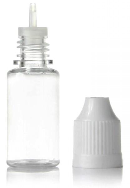 Plnící lahvičky a injekční stříkačky