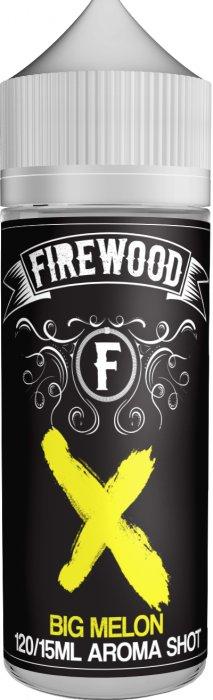 Příchutě FIREWOOD Shake and Vape 15ml
