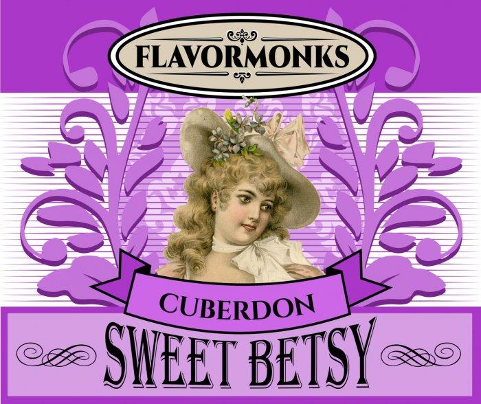 Příchutě Flavormonks Sweet Betsy 10ml