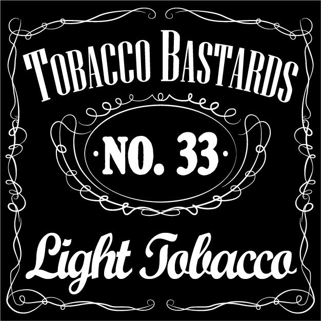 Příchutě Flavormonks Tobacco Bastards 10ml