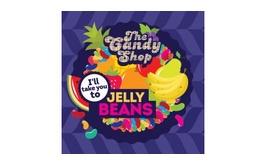 Příchutě The Candy Shop 10ml pro výrobu vlastních e-liquidů