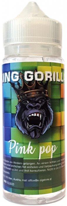 Příchutě KING GORILLA 20ml