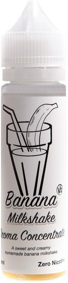 Příchutě Milkshakes Shake and Vape 20ml