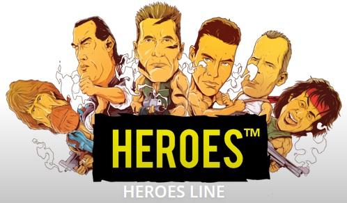 Příchutě ProVape Heroes