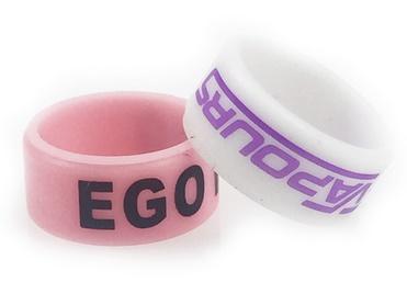 Silikonové ochranné dekorativní kroužky eGo 15mm