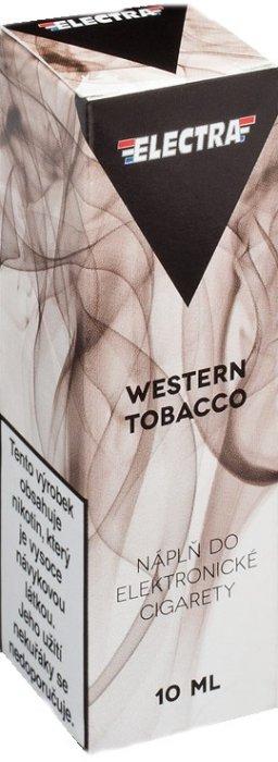 Tabákové e-liquidy ELECTRA 10ml