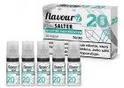 Nikotinové boostery Flavourit Salter