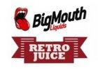 Příchutě Big Mouth RETRO JUICE 10ml