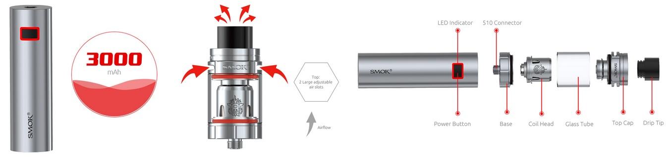 elektronicka-cigareta-smok-stick-x8-3000mah