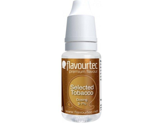 prichut flavourtec selected tobacco 10ml tabak