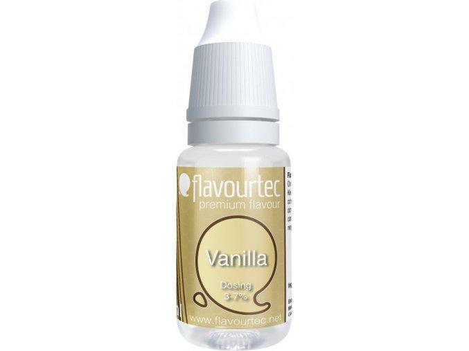 prichut flavourtec vanilia 10ml vanilka