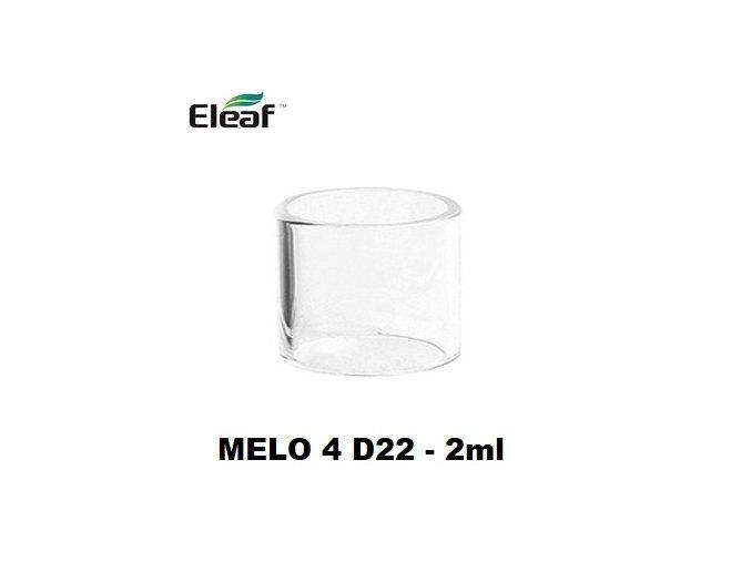 pyrexove sklo melo 4 d22 2ml
