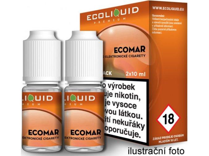 e liquid ecoliquid premium 2pack ecomar 2x10ml