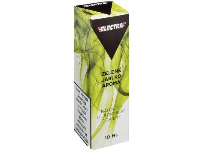 e liquid electra green apple 10ml zelene jablko