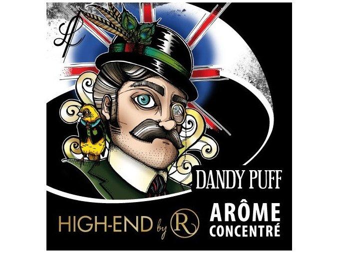 prichut aroma revolute high end 10ml dandy puff