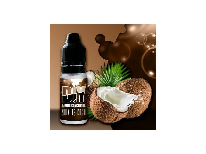 prichut revolute classic 10ml noix de coco kokos s cokoladou