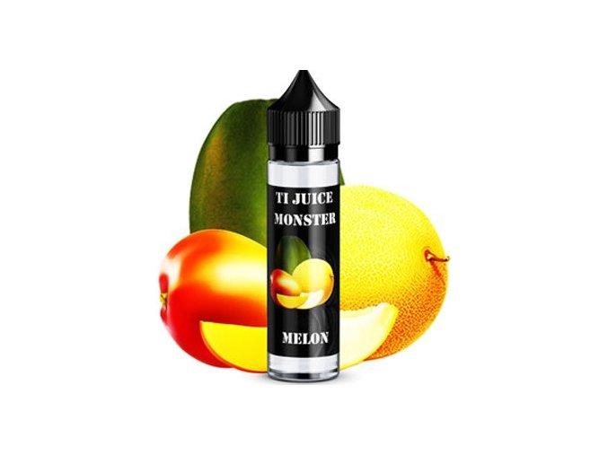 prichut ti juice monster melon 12ml pro elektronicke cigarety