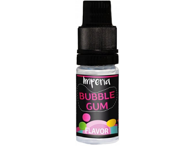 prichut imperia black label 10ml bubble gum zvykacka