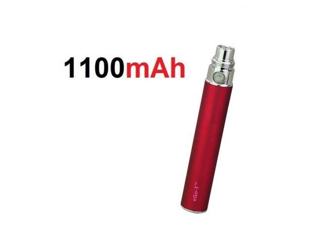 Baterie eGo 1100mAh - červená