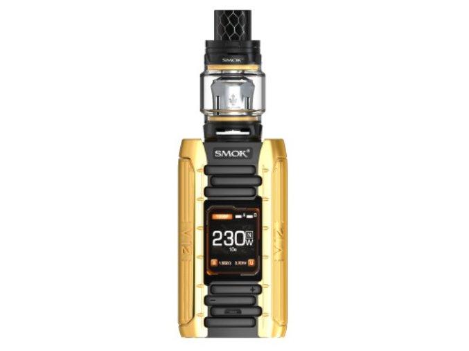 elektronicka cigareta smoktech e priv full kit zlaty gold
