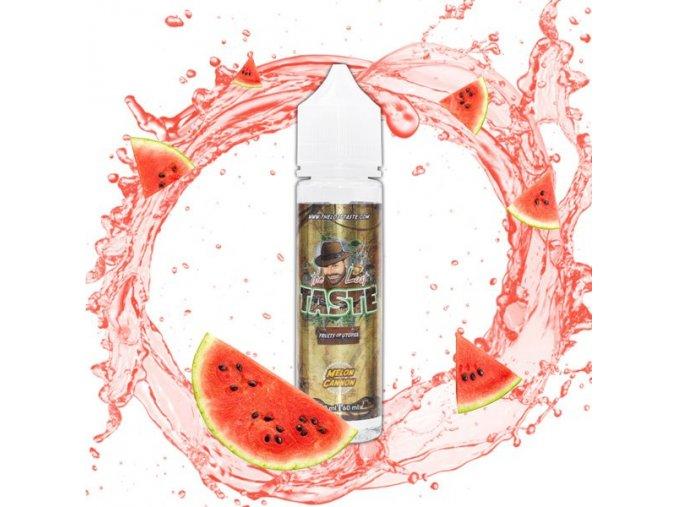 prichut the lost taste shake and vape 10ml melon cannon