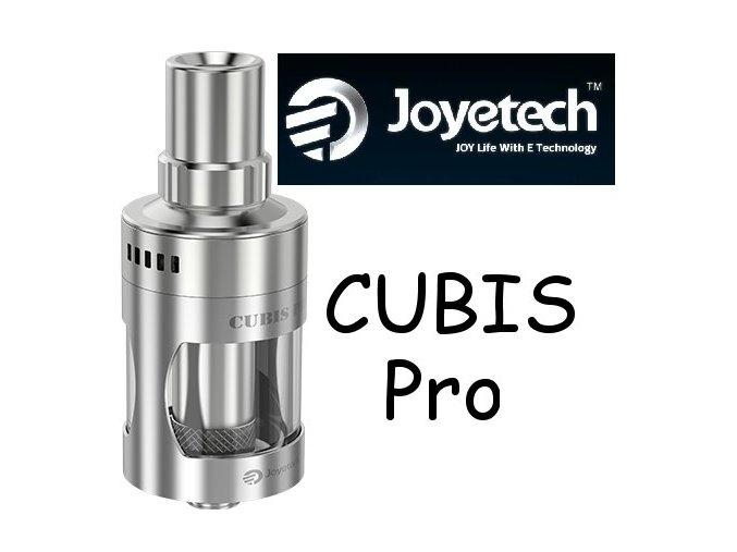 Joyetech CUBIS Pro Clearomizér 4ml stříbrný