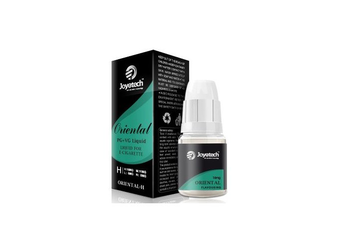 e liquid joyetech oriental 10ml chut orientu elektronicka cigareta