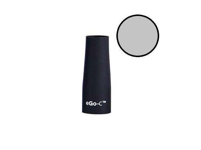Atomizér Cover - kryt atomizéru eGo-C (nerezový)