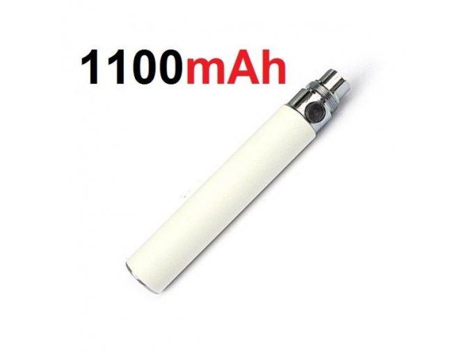 Baterie eGo 1100mAh - bílá