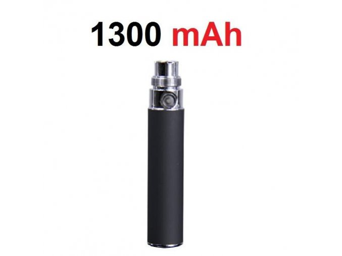 Baterie eGo 1300mAh - černá
