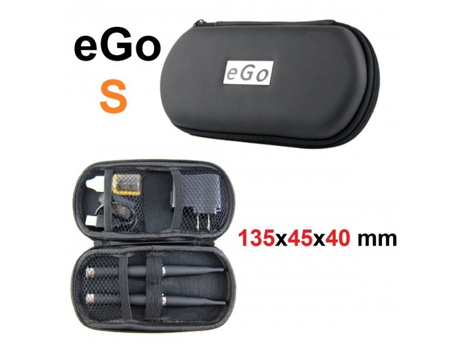 Pouzdro eGo (S) pro elektronické cigarety (oválné)