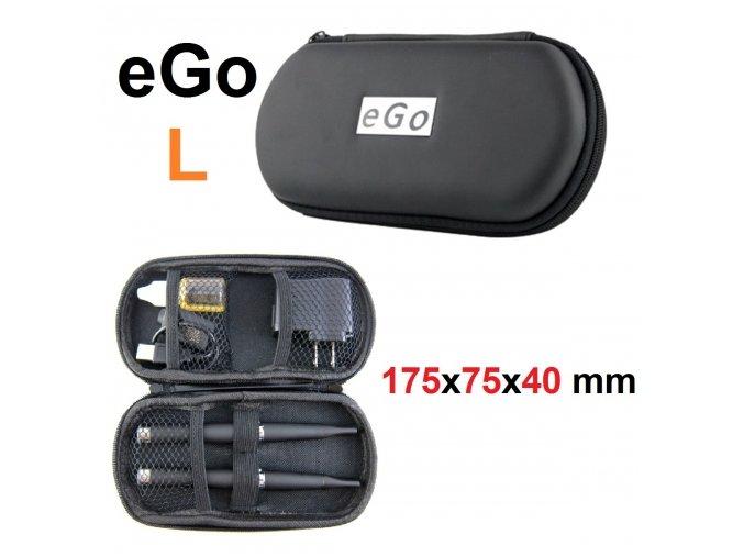 Pouzdro eGo (L) pro elektronické cigarety (oválné)
