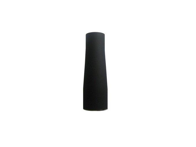 Konusový kryt pro elektronická cigareta eGo černý