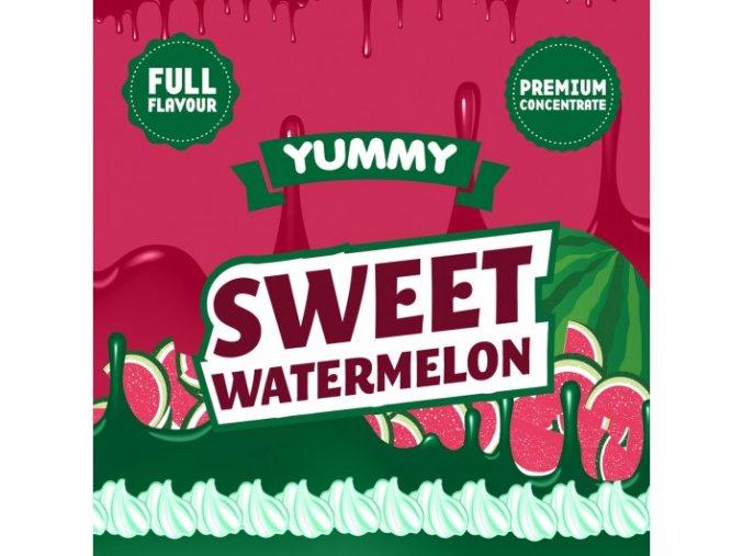prichut aroma na michani do bazi big mouth yummy 10ml sweet watermelon