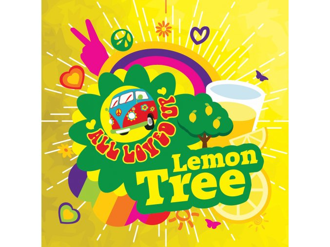 prichut aroma big mouth all loved up lemon tree citronada