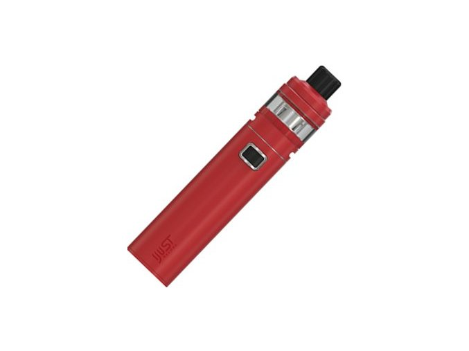 Elektronická cigareta iJust NexGen s baterií o kapacitě 3000mAh z dílný iSmoka-Eleaf červená