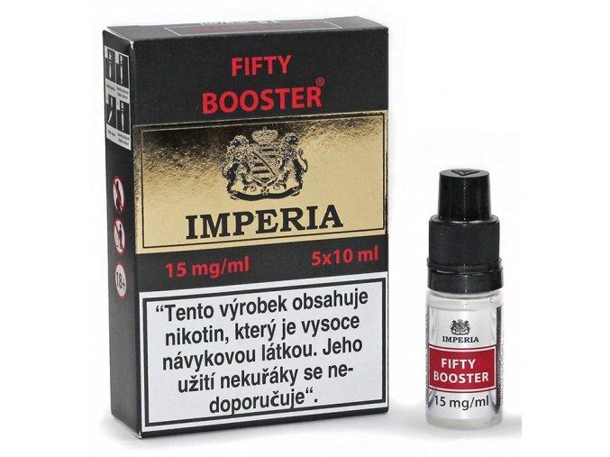 baze imperia fifty booster 15mg 5ks 5x10ml