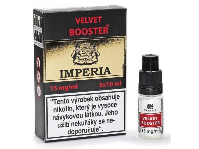 velvet booster imperia 15mg 5ks 5x10ml