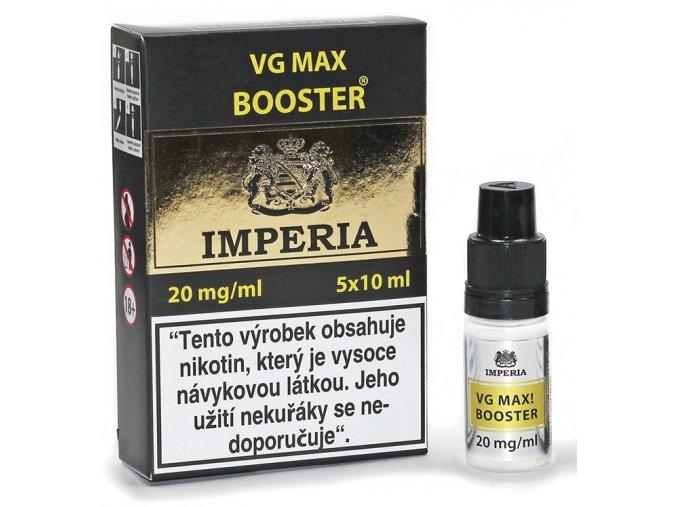 baze imperia vg max booster 20mg 5ks 5x10ml