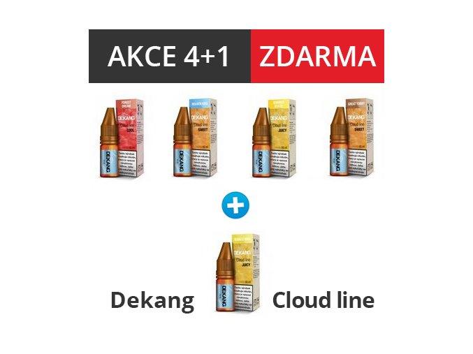 dekang cloud line 10ml akce 4+1 zdarma