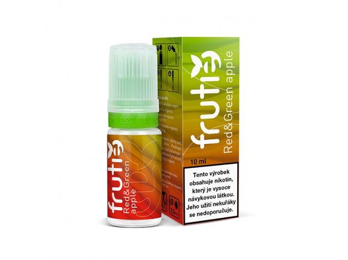 E-liquid Frutie - Jablko (Red and Green Apple) 10ml