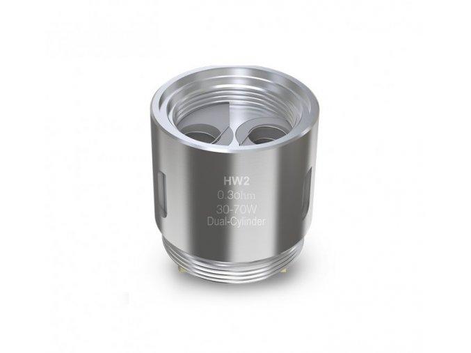 ismoka eleaf hw2 dual cylinder zhavici hlava 03ohm