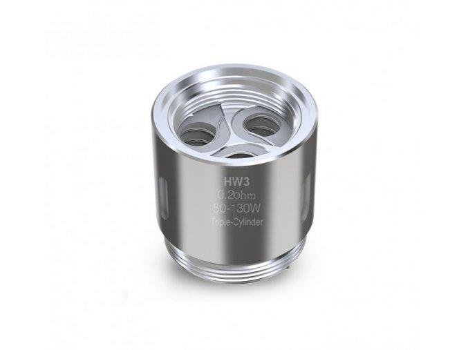 ismoka eleaf hw3 triple cylinder zhavici hlava 02ohm