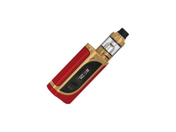 ismoka eleaf ikonn tc 220w grip s clearomizerem ello zlato cerveny